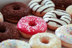 Free Donut Stock Photography - 62891272