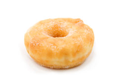 Donut. Isolated on white background stock photography