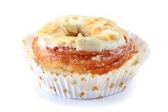 Donut, almond donut Stock Photos