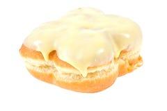 Donut auf lokalisiert Lizenzfreie Stockfotografie