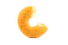 Donut bitten Stock Image