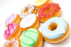Donut buffet Stock Photos