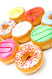 Donut buffet Stock Images
