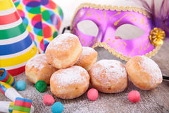 Donut for carnival Stock Photos
