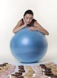 Donut choice Stock Photos