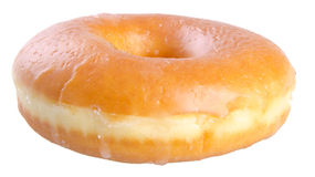 Donut. classic donut isolated on background Royalty Free Stock Images