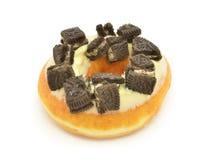 Donut cookies Stock Photos