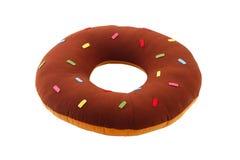 Donut cushion Royalty Free Stock Image