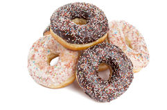 Donut glaze Stock Image