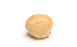 Donut Holes. Isolated on a white background Stock Photo
