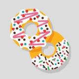 Donut icon 2 Stock Photography