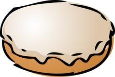 Donut illustration Stock Photography