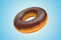The donut Royalty Free Stock Photography