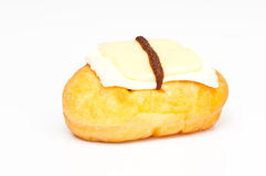 donut on isolate Royalty Free Stock Photo