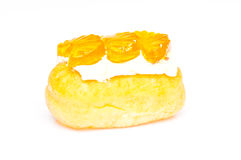 Donut on isolate Stock Photos