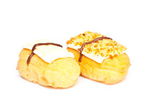 Donut on isolate Royalty Free Stock Images
