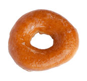 Donut isolated over white Stock Photos