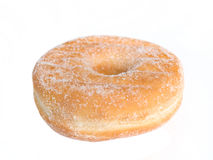 Donut Isolated on White. Background royalty free stock photos