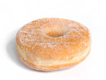 Donut Isolated on a White Background Stock Images