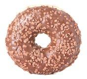 Donut. Isolated on white background Royalty Free Stock Photo