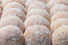 Donut jam Stock Photos