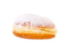 Donut Krapfen-Bewohner von Berlin Pfannkuchen Bismarck erhellt lizenzfreies stockbild