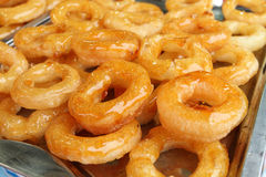 Donut mon from upcountry of thailand Stock Photos