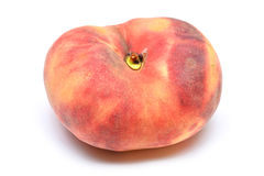 Donut peach Royalty Free Stock Photos