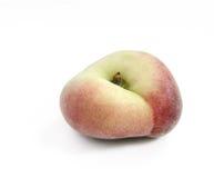 Donut Peach, single Royalty Free Stock Image