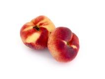 Donut Peaches Royalty Free Stock Photos