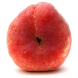 Donut peaches Stock Images