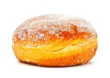 Donut in powdered sugar Stock Photography