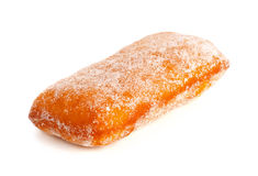 Donut in powdered sugar Royalty Free Stock Photos