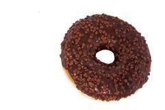 Donut Süßes Puderzuckerlebensmittel Bunter Snack des Nachtischs Glasiert besprüht Festlichkeit vom köstlichen Gebäckfrühstück Bäc Stockfoto