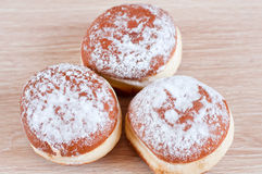 Donut sprinkled Royalty Free Stock Photos