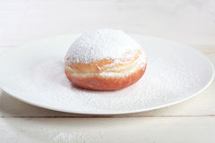 Donut or Sufganiya Stock Photos