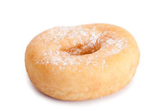 Donut with sugar Stock Photos