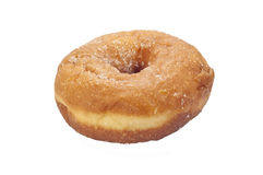 Donut with sugar Royalty Free Stock Photo