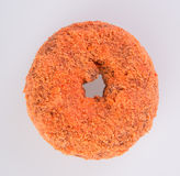 Donut or Sugared Apple Cider Donuts on a background. Donut or Sugared Apple Cider Donuts on a background stock photo