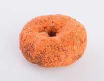 Donut or Sugared Apple Cider Donuts on a background. Donut or Sugared Apple Cider Donuts on a background royalty free stock photography