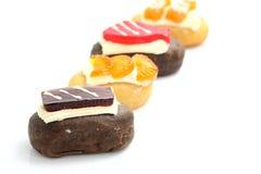 Donut sushi Stock Photography