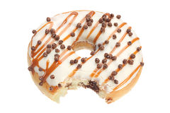 Donut sweet bakery Stock Photography