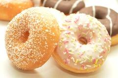 Donutglasur Lizenzfreie Stockfotografie