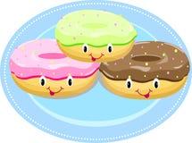 Donutkuchen Stockbilder