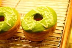 Donuts για την επιχείρηση αρτοποιείων σας Στοκ φωτογραφία με δικαίωμα ελεύθερης χρήσης