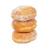 donuts μαρμελάδα Στοκ Εικόνες