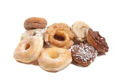 donuts πρόσφατα καμένος Στοκ Εικόνες