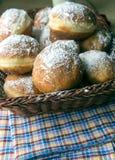donuts σπιτικός Στοκ εικόνες με δικαίωμα ελεύθερης χρήσης