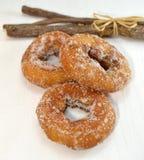 Donuts вина Стоковое фото RF