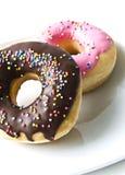 donuts вкусные Стоковое Фото